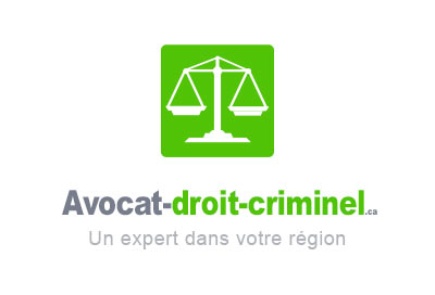 Avocat en droit criminel