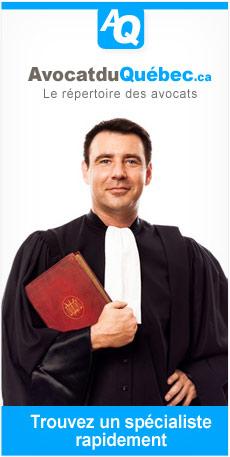 avocat du québec
