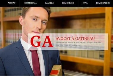 Avocat à Gatineau : répertoire des avocats